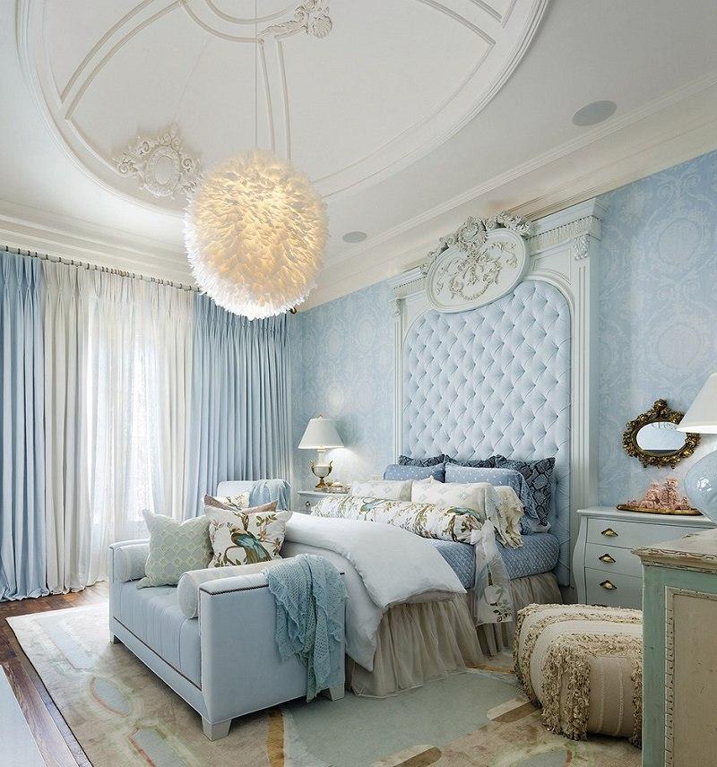 19 самых удачных цветовых схем интерьера спальни