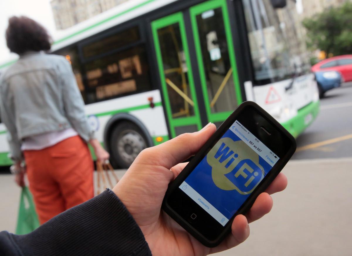На Лубянке и Мясницкой улице появятся навигационные стелы с Wi-Fi