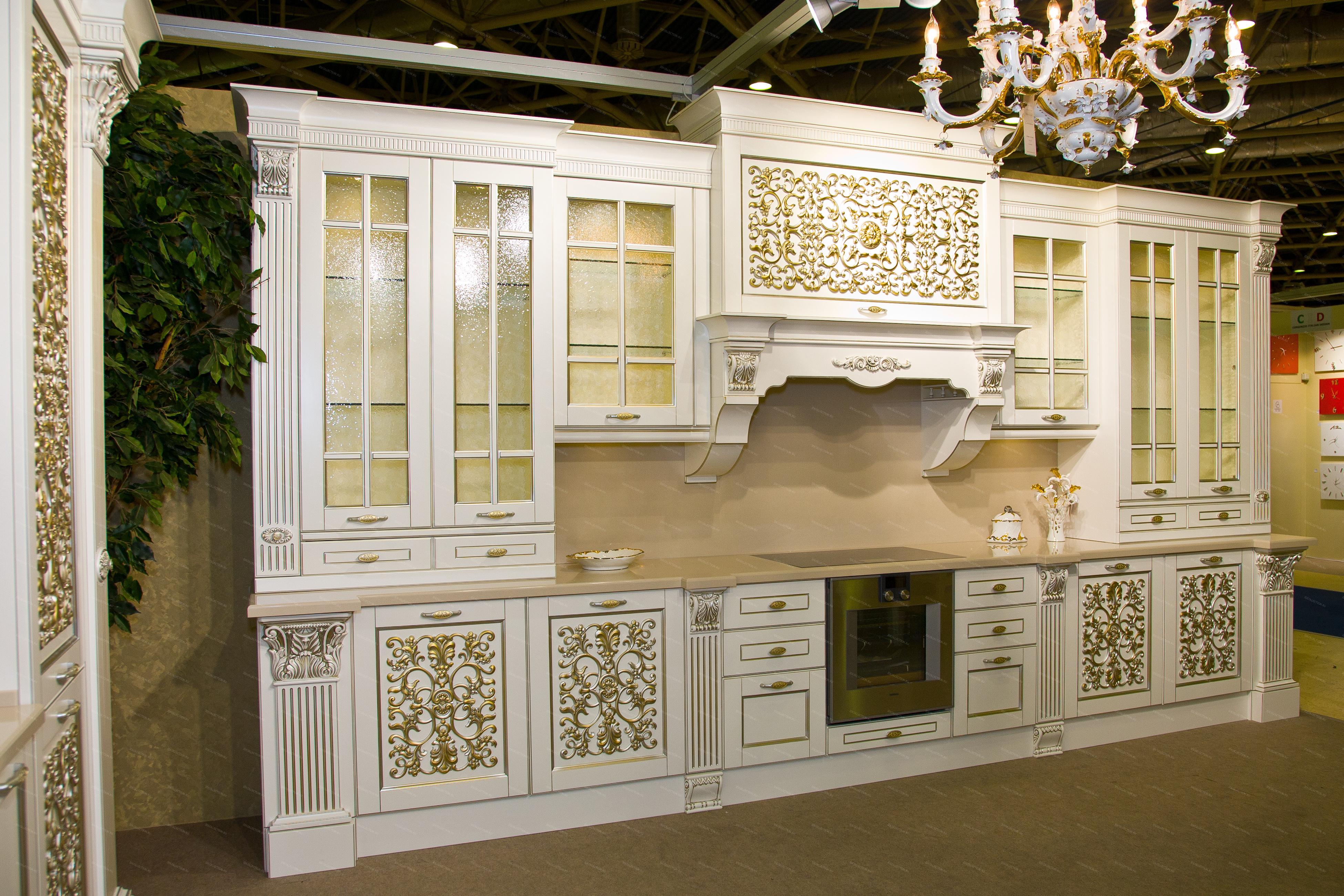 Кухня коллекция Solaria от Roomble