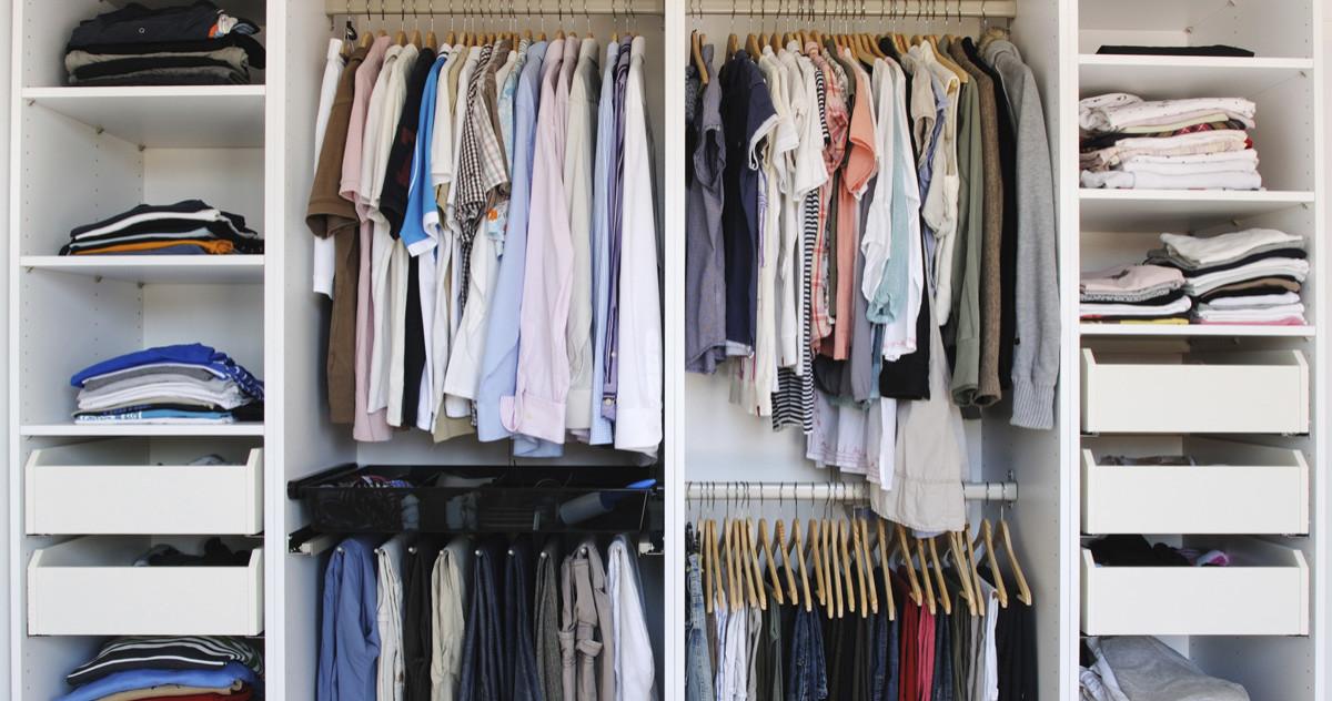 15 гениальных правил хранения вещей и одежды