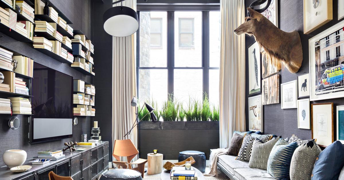 Как сделать узкую комнату светлее: 10 безошибочных приёмов