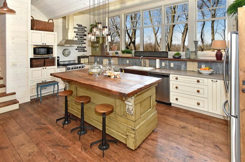 Кухня/столовая в  цветах:   Бежевый, Белый, Желтый, Коричневый.  Кухня/столовая в  стиле:   Скандинавский.