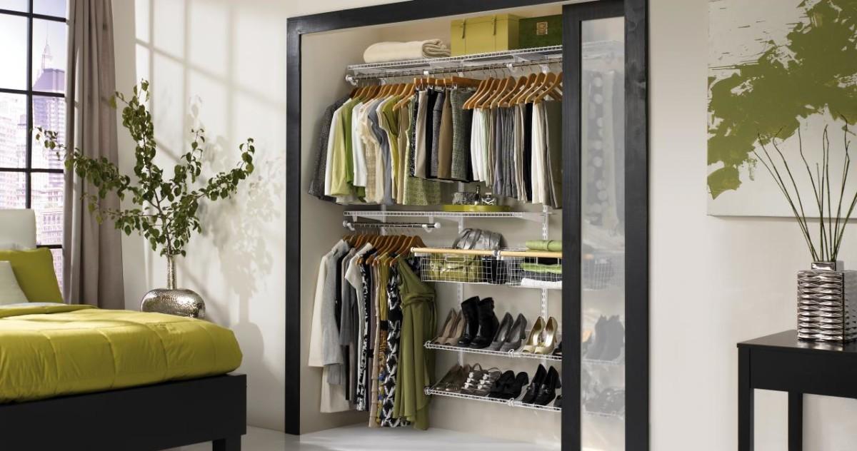 Как правильно устроить хранение вещей в шкафу: 5 действенных способов