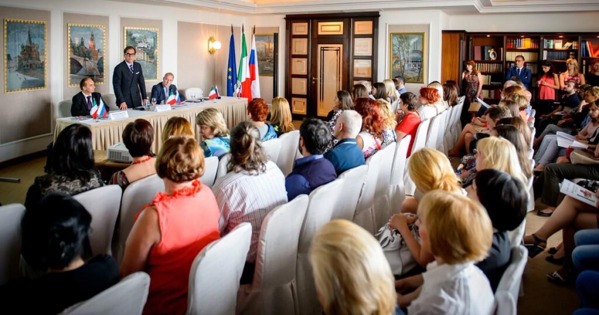 Итальянская роскошь теперь в России