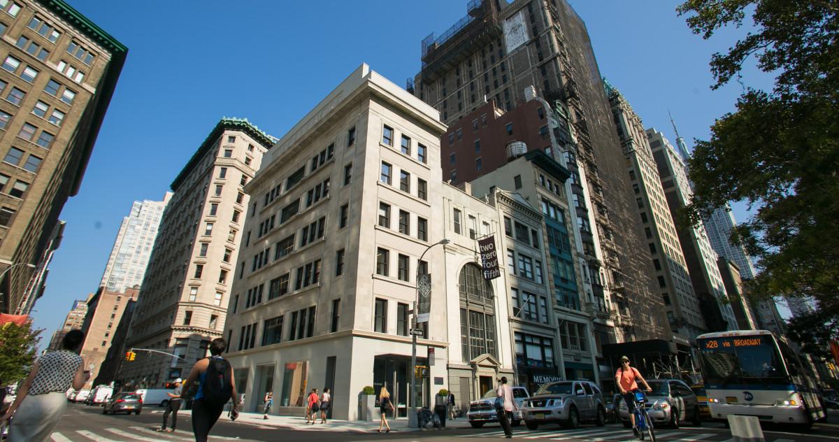 В Нью-Йорке открылся новый салон Porcelanosa Grupo