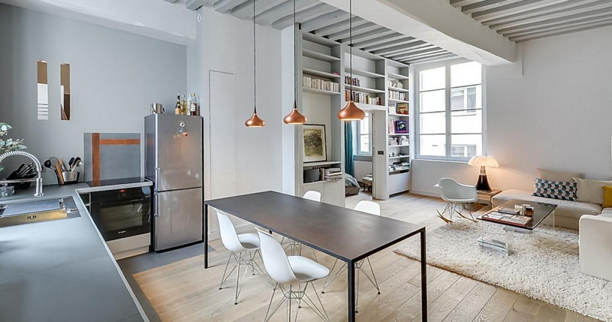 15 вариантов планировки трёхкомнатной квартиры