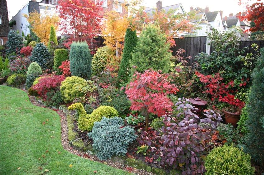 Сад и участок в  цветах:   Бежевый, Салатовый, Серый, Темно-зеленый.  Сад и участок в  .