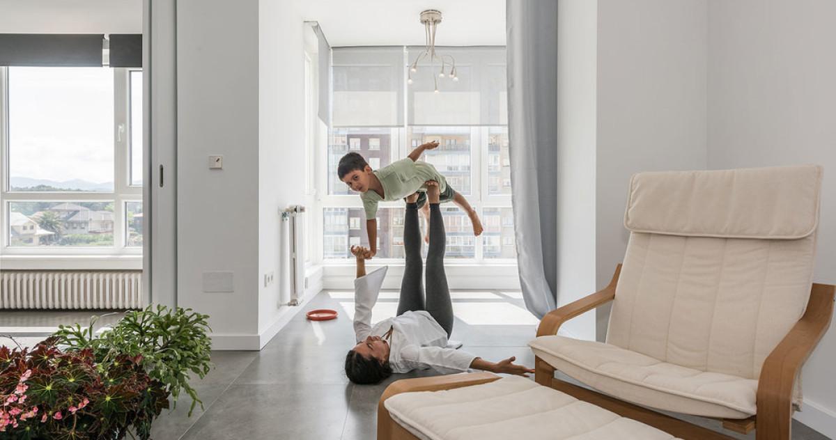 Как за минуты увеличить количество комнат в квартире: невероятный пример
