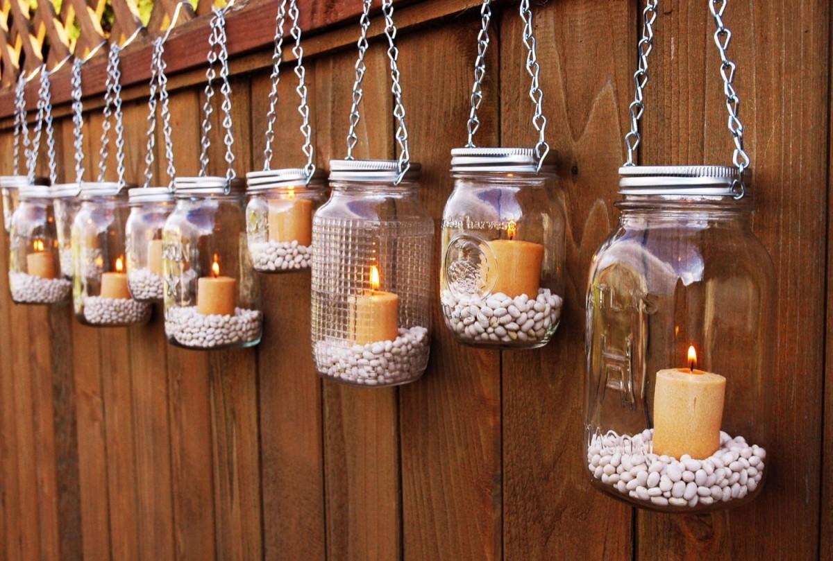 Новогодний декор из веток и свечей: 10 быстрых и эффектных способов