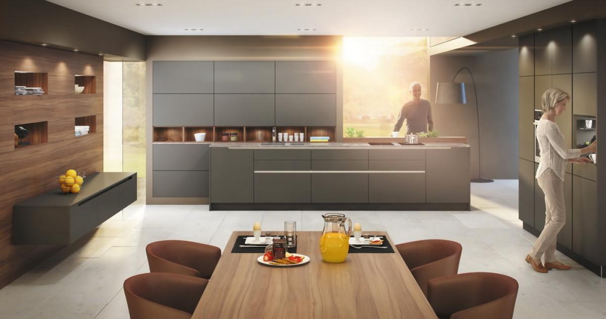 Секрет популярности немецких кухонь
