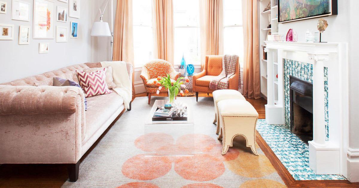 Декор гостиной: гид по лучшим статьям позапрошлого года