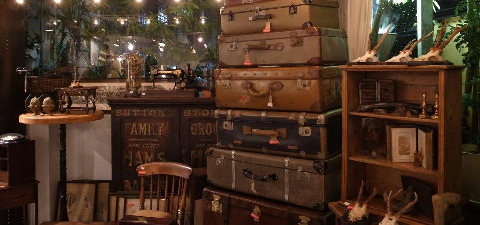 Как приобрести мебель на английских барахолках, не выходя из дома, или Фейсбук вам в помощь