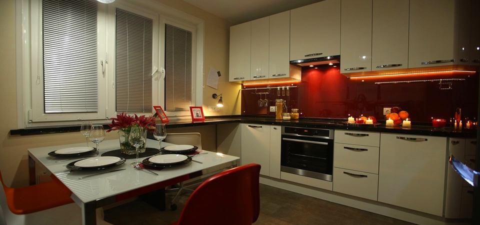Кухня для бизнес-леди Светы: до и после ремонта