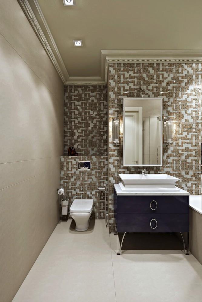 Мебель и предметы интерьера в цветах: черный, светло-серый, белый. Мебель и предметы интерьера в стилях: арт-деко.