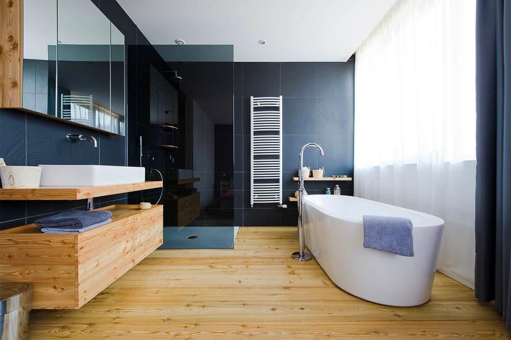 Мебель и предметы интерьера в цветах: серый, белый. Мебель и предметы интерьера в .