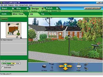 Программа Expert Landscape Design 3d Скачать Бесплатно - фото 7