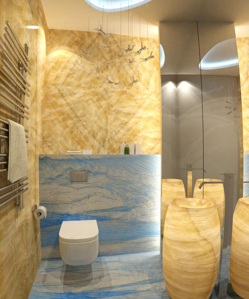 Мебель и предметы интерьера в цветах: желтый, голубой, бежевый. Мебель и предметы интерьера в стилях: экологический стиль.