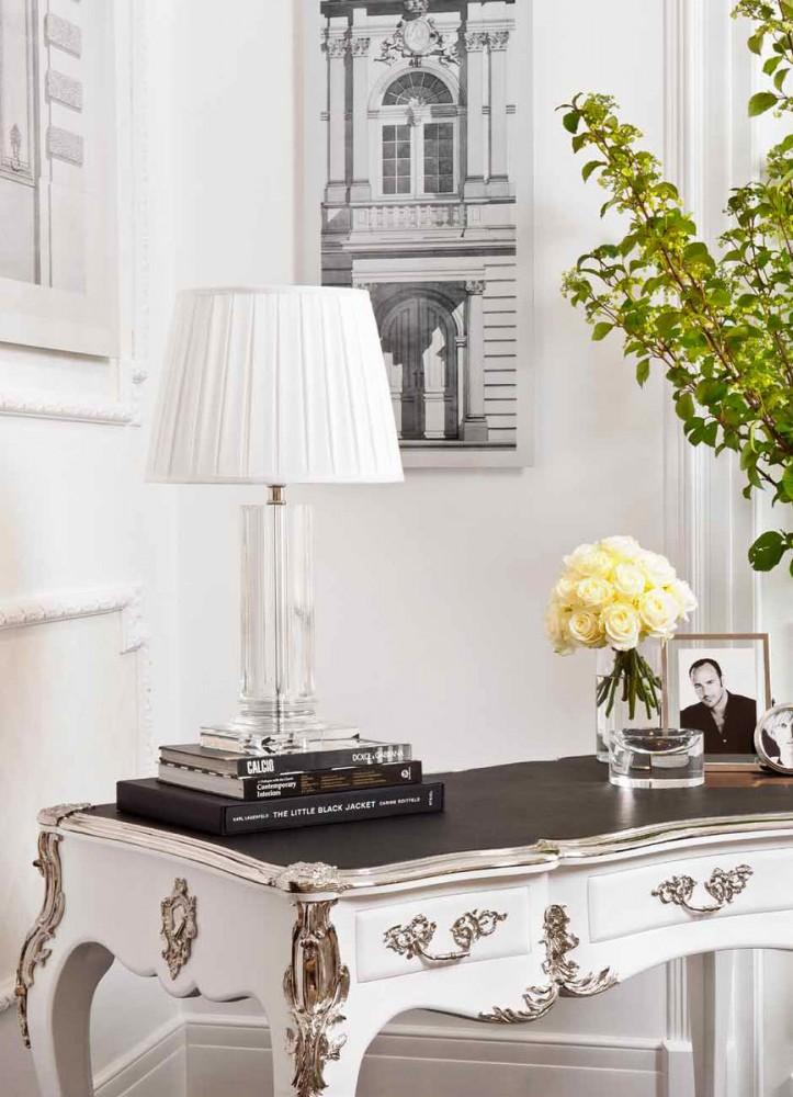 Мебель и предметы интерьера в цветах: серый, светло-серый, темно-зеленый. Мебель и предметы интерьера в стилях: модерн и ар-нуво.