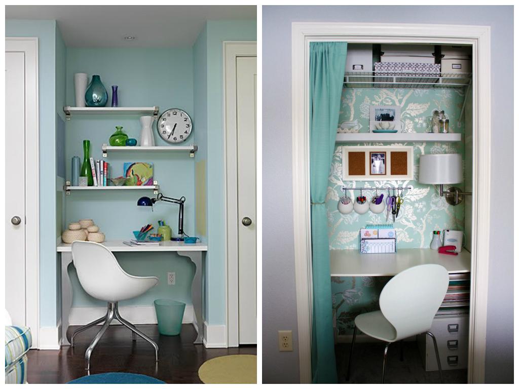 Офис в цветах: бирюзовый, светло-серый, белый. Офис в стиле минимализм.