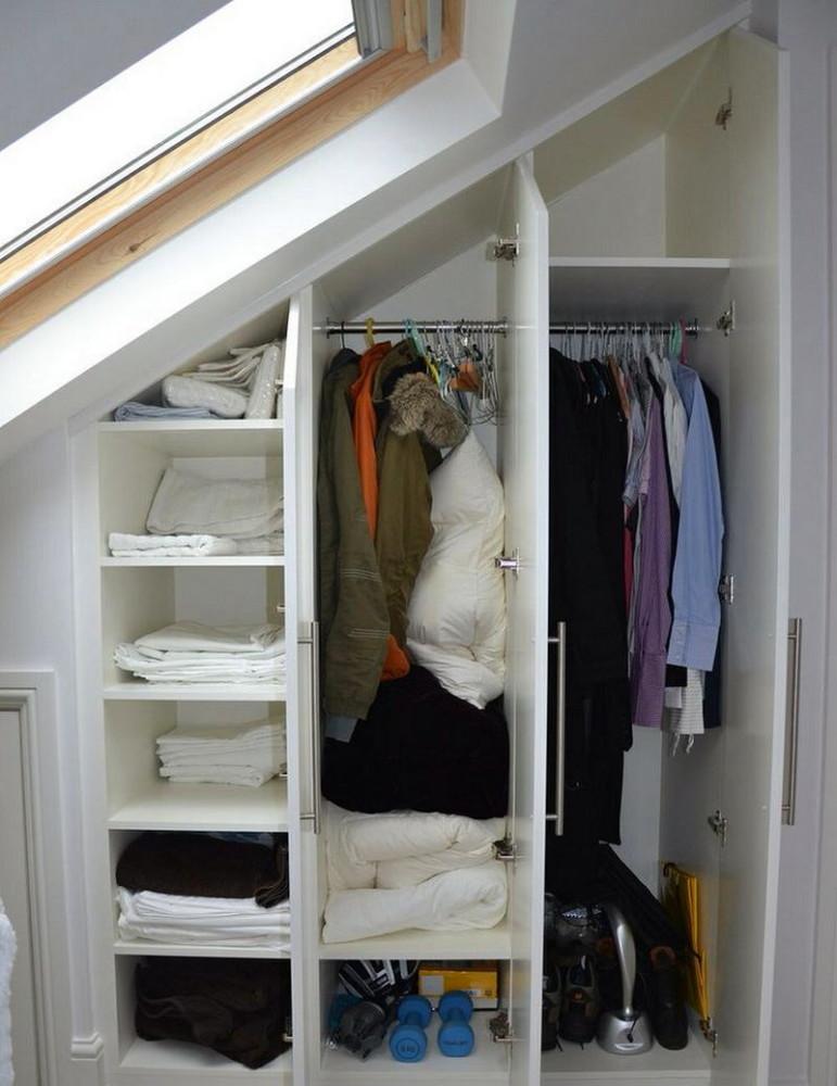 Подсобное помещение в цветах: светло-серый, белый, бежевый. Подсобное помещение в .