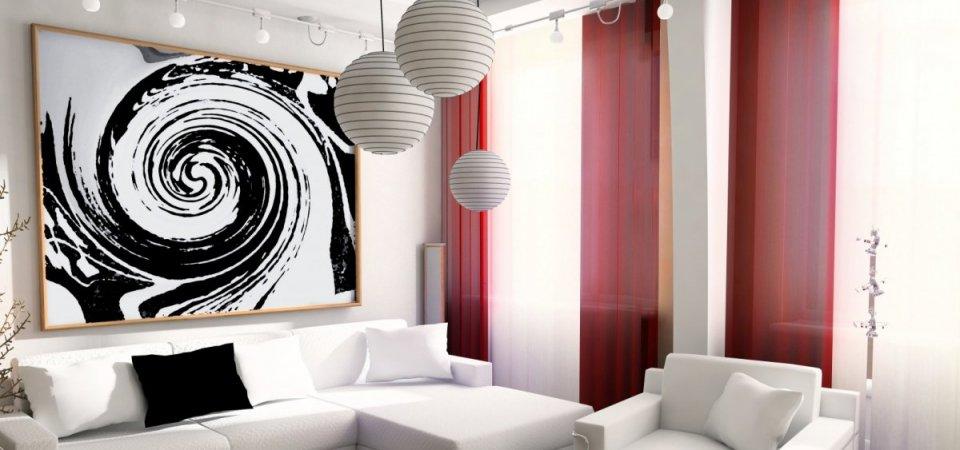 5 эффектных приёмов по преображению гостиной с помощью декора