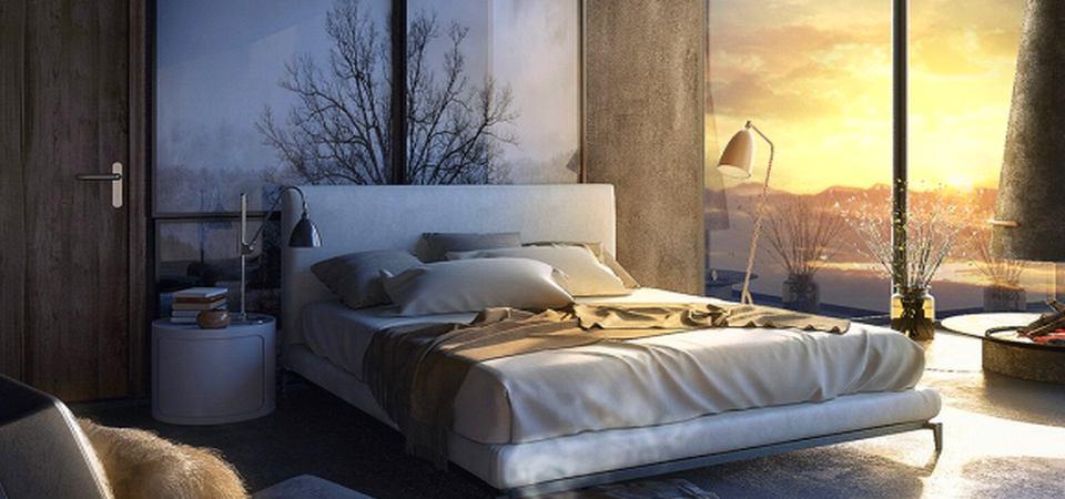 Декор спальни: 25 наглядных примеров