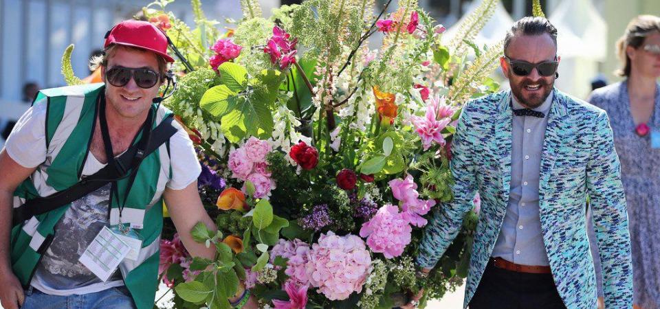 Самые крутые сады с выставки Chelsea Flower Show 2014