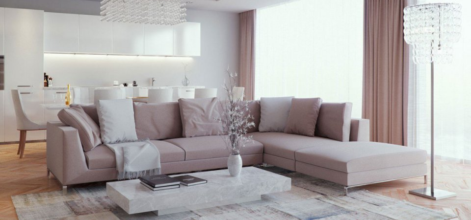Как оформить главную комнату: 5 приёмов декора гостиной