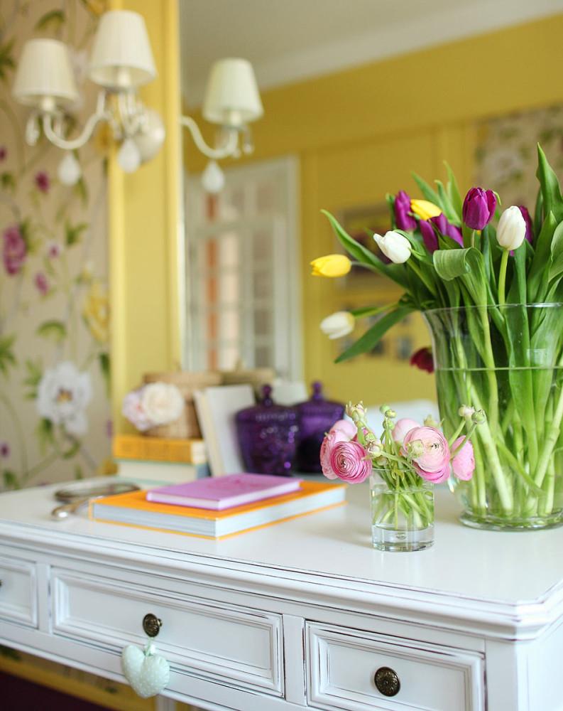 Картинки квартира в цветах