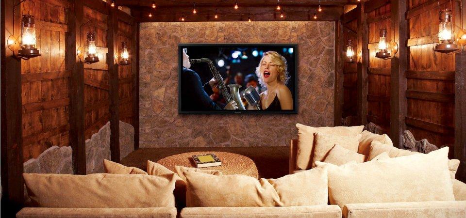 Как обустроить домашний кинозал и что для этого нужно: советы профессионалов