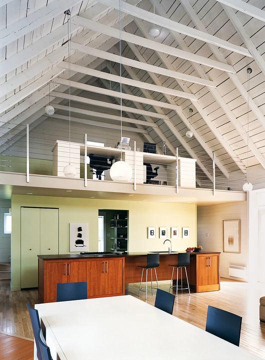 Архитектура в цветах: серый, светло-серый, белый. Архитектура в стилях: минимализм, лофт, кантри, американский стиль, этника, экологический стиль, эклектика.