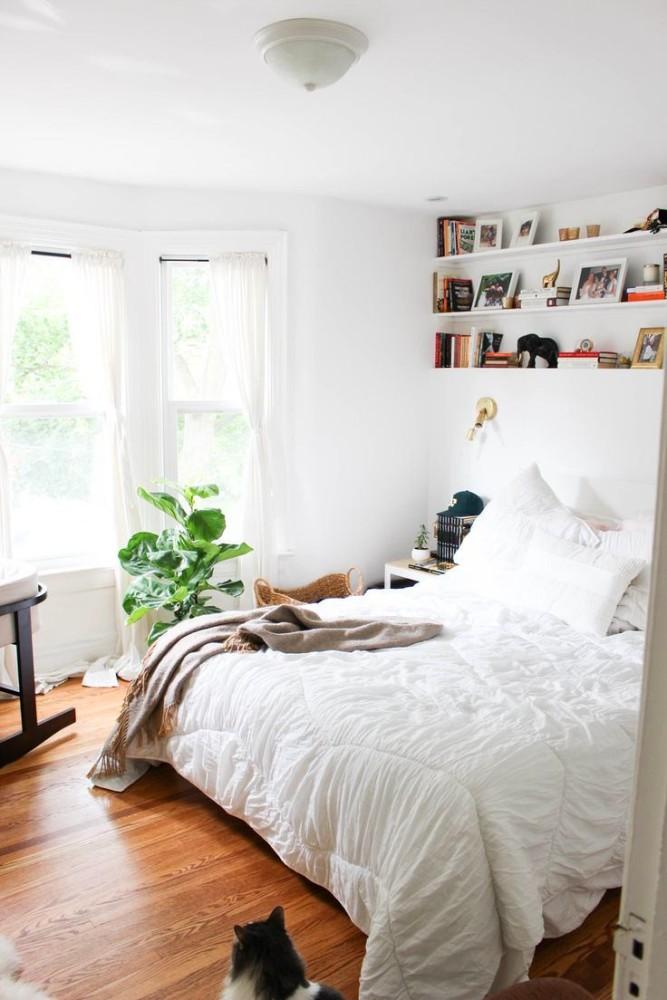 Мебель и предметы интерьера в цветах: серый, светло-серый, темно-зеленый, салатовый. Мебель и предметы интерьера в стиле скандинавский стиль.