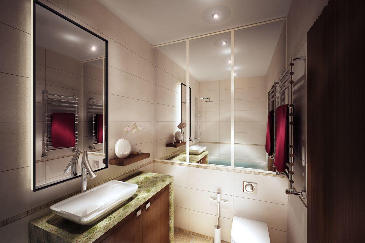 Туалет в цветах: черный, серый, светло-серый, белый, темно-коричневый. Туалет в .