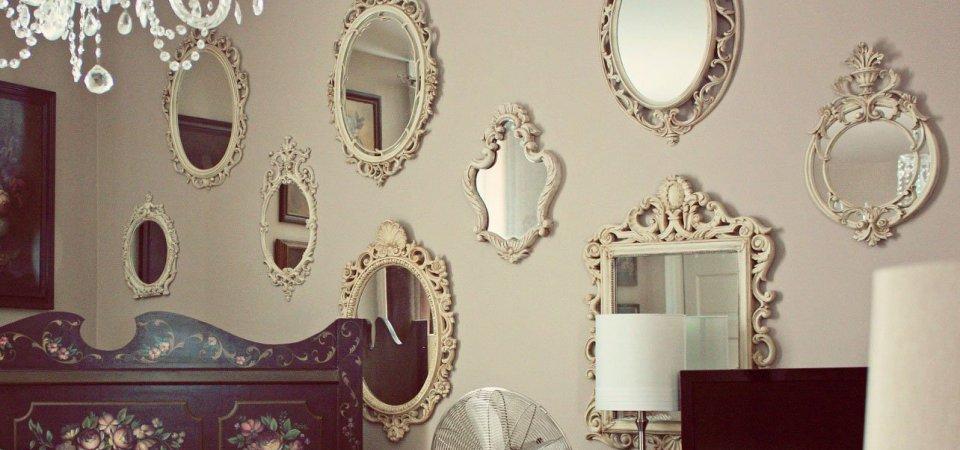Как правильно декорировать интерьер зеркалами: советы дизайнера Анастасии Муравьевой