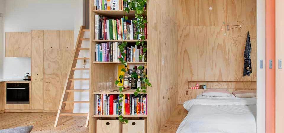 9 самых маленьких квартир Нью-Йорка