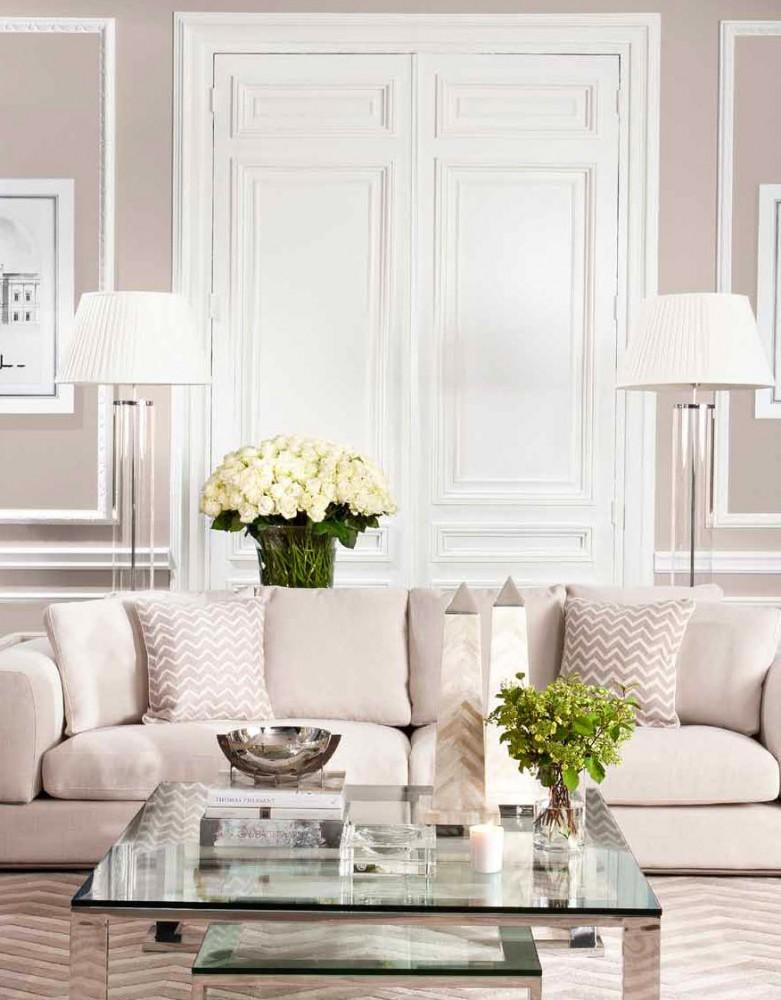 Гостиная, холл в цветах: серый, светло-серый, белый, темно-зеленый. Гостиная, холл в стиле модерн и ар-нуво.