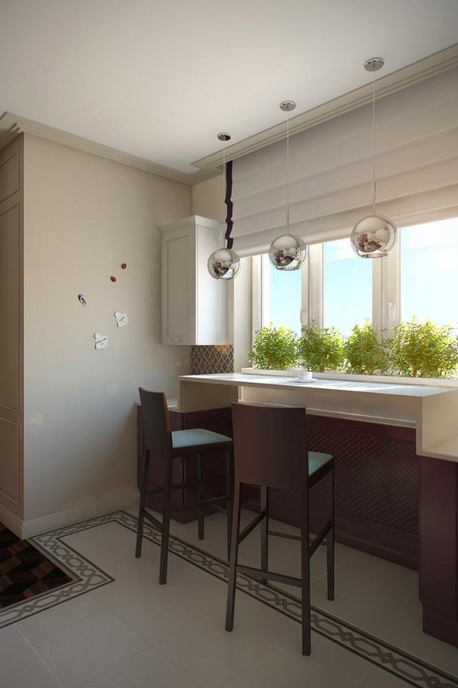 в цветах: светло-серый, белый, коричневый, бежевый.  в стиле арт-деко.