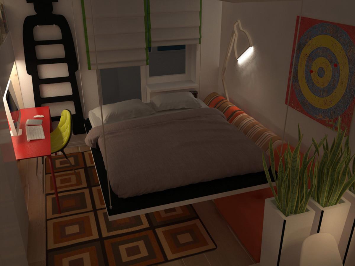 Гостиная, холл в цветах: белый, коричневый, бежевый. Гостиная, холл в стиле минимализм.