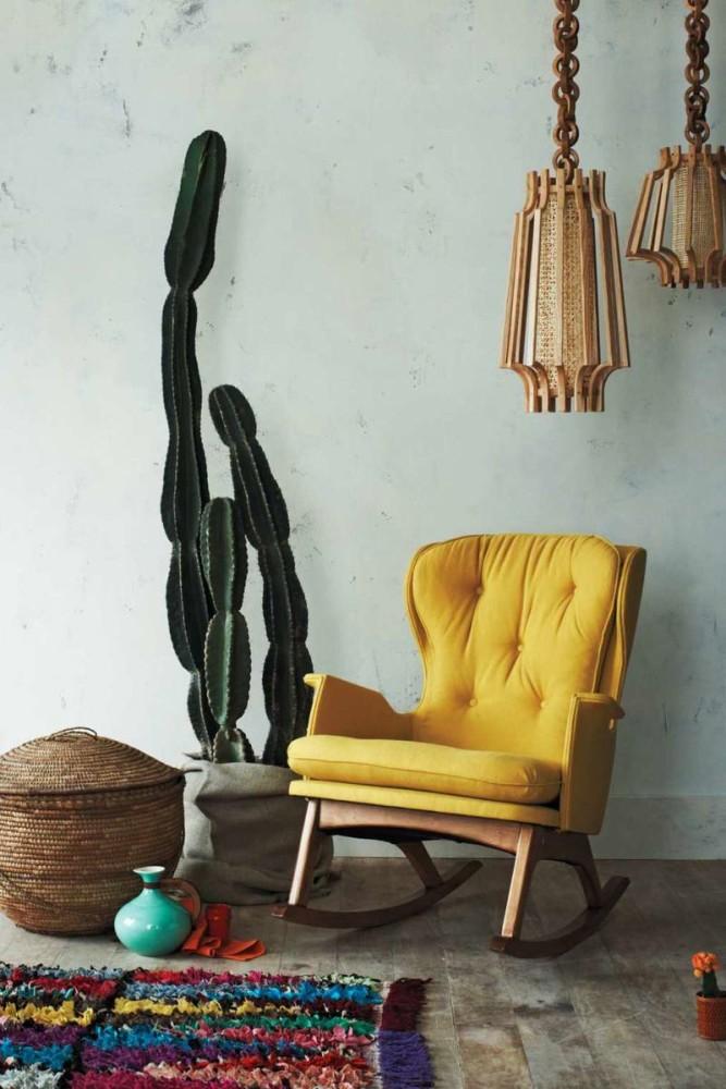 Мебель и предметы интерьера в цветах: черный, серый, светло-серый, бежевый. Мебель и предметы интерьера в стиле поп-арт.
