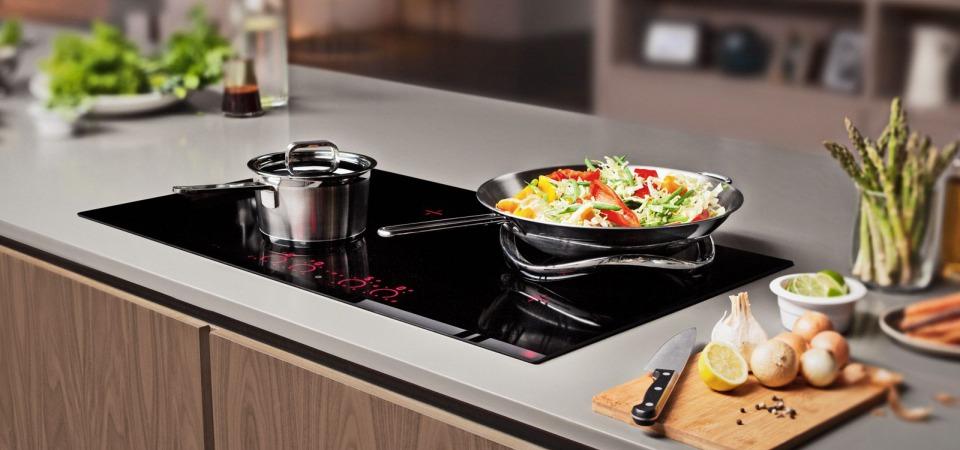 Горячие натуры: особенности плит и посудомоек
