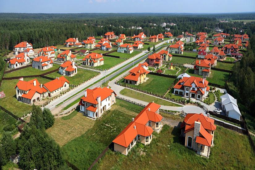 Архитектура в цветах: голубой, серый, светло-серый, темно-зеленый, бежевый. Архитектура в .