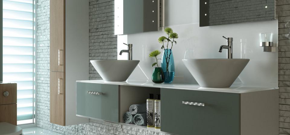 Ванная комната как она есть: 4 основных типа планировки
