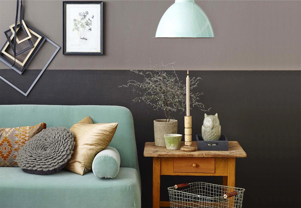 Коричневый в интерьере: 10 цветов, которые с ним сочетаются — Roomble.com