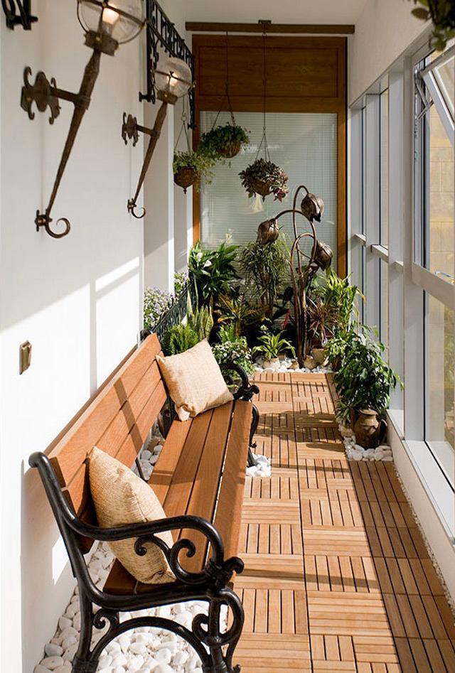 Как сделать из балкона тёплую и уютную комнату: примеры офор.