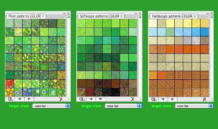 Фото в цветах: зеленый, светло-серый, темно-зеленый, салатовый. Фото в .