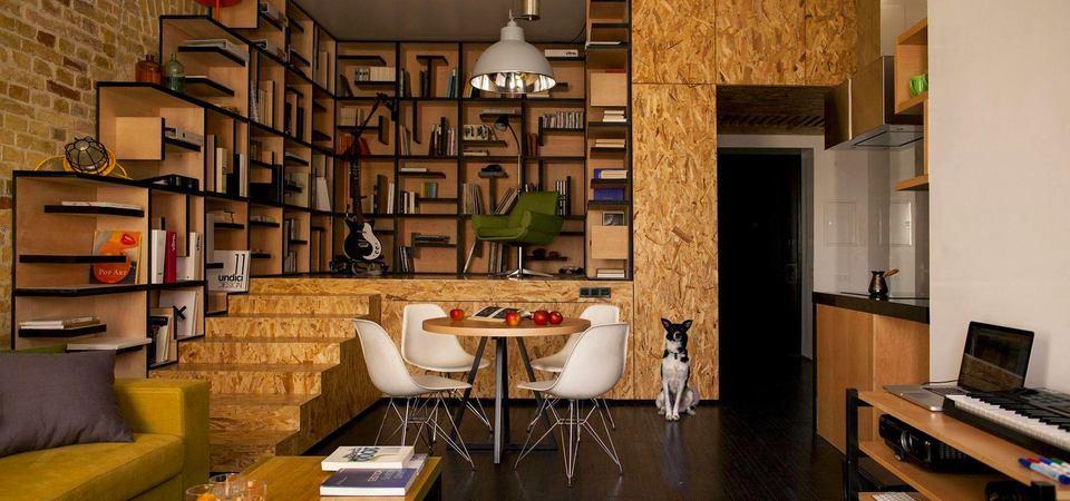 5 самых распространённых ошибок в обустройстве маленьких комнат