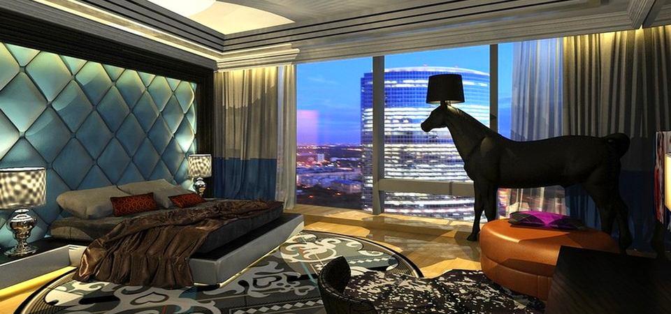 Как сделать тёмный интерьер уютным: холостяцкая квартира в Москве