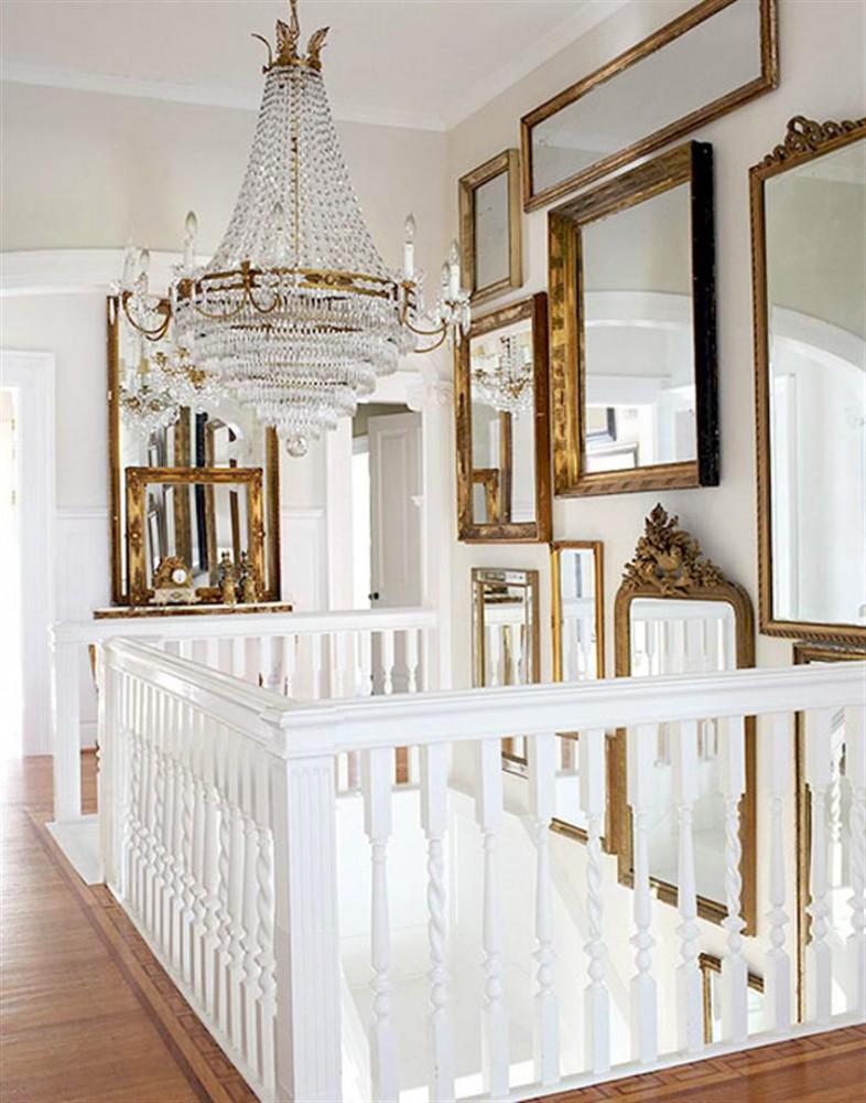 Гостиная, холл в цветах: серый, светло-серый, коричневый, бежевый. Гостиная, холл в стилях: арт-деко.