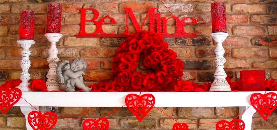Как украсить интерьер на день влюблённых: 40 лучших примеров