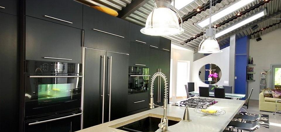 25 идей освещения для кухни: советы по выбору от экспертов